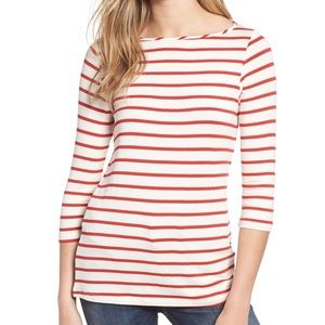 🛍Anthropologie striped top 🛍